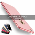 Thinnest Colorful Slim Acrylic Hard Back Case Cover For Apple iPhone 6 7/7 Plus