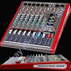 Pro 12Ch 99 Audio effect USB Studio Microphone Mixers Mixing Console Processor