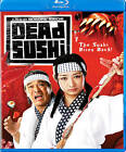 Dead Sushi (Blu-ray Disc, 2013, WS)   NEW *Free Shipping in USA*