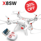 Syma X8SW 2.4Ghz 4CH RC Hover HD Wifi Camera FPV Real Time Headless Gyro Drone