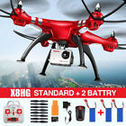 Syma X8HG 2.4G 8.0MP Camera Hovering Drone with 6-Axis Gyro Headless Quadcopter