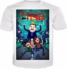 New Womens/Mens Supernatural Time Funny 3D Print Casual T-Shirt S-5XL