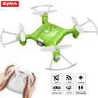 Mini Pocket Drone Syma X21 2.4G 4CH RC Headless Mode Quadcopter with Hover Gyro
