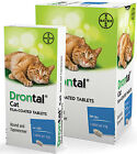 Drontal Cat Genuine German Product Free Shipping Best Price 2-80 tablets in pack