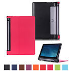 Slim Leather PU PC Folio Smart Shockproof Case For Lenovo Yoga Tab 3 X50L/F 10.1