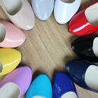 Candy Color Womens Boat Shoes Casual Ballet Slip On Flats Loafers Single Shoes
