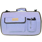 Dog Carrier - Pet Bag - w  Flexible Hard Cover