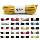 1 Pair Unisex Athletic Shoelaces Round Sneaker Laces Sport String 47in/120cm CA