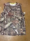 MOSSY OAK~ENERGY ZONE~MEN'S ATHLETIC TANK TOP~FITNESS~CAMOUFLAGE~CHOOSE SIZE