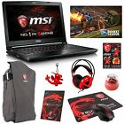 MSI GS43VR PHANTOM PRO-069 14-Inch Full HD i7-7700HQ GTX1060 Ultra Gaming Laptop