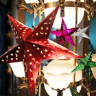 Xmas String Hanging Star Christmas Party Decoration Christmas Tree Ornament #F