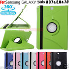 Folding Stand Case Cover for Samsung Galaxy Tab A 7.0 T280N 8.0 T350 9.7 T550
