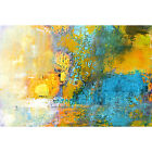 Canvas Art Wall Print Decor Large Abstract Painting Ready to Hang Framed