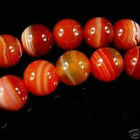 """New 6-8-10mm multicolor  Agate Onyx Gem Round Loose Bead 15"""""""