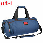 Cool NEW! Mixi Unisex Duffel Style Carry On Sports Gym Bag Travel Bag Duffle Bag