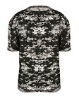 Badger 2180 Digital Camo Youth Short Sleeve T-Shirt