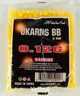 Ukarms 6mm BB Pellets 1000 Ct Bag Ammo Airsoft Guns Red Blue Orange Green Yellow