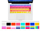 English Keyboard Cover Protector Skin For Old MacBook Pro Air Retina 13 15 JP