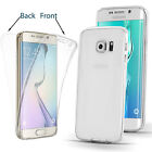 Luxury Ultra Thin Shockproof Bumper Case Cover for Samsung Galaxy S7 S8 Plus