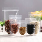 Resealable Stand Up Bags Clear Plastic Zip Lock Bag Food Pouches Packaging