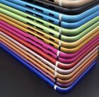 Colorful Hard Metal Back Battery Housing Cover Case Replacement For iPhone 6, 6+