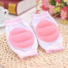 Kids Infants Toddlers' Baby Safety Crawling Elbow Cushion Knee Pads Protector UK