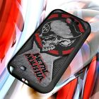 Black HOT Metal Mulisha Racing Brian For Samsung Galaxy Note 2 3 4 5 Case Cover