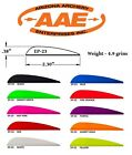 AAE Arizona Archery EP 23 Elite Plastifletch Vanes x 12