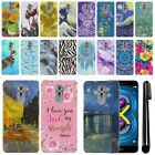 "For Huawei Honor 6X/ Mate 9 Lite 5.5"" HARD Protector Back Case Phone Cover + PEN"