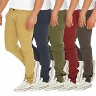 Solid JOE STRETCH Herren Chino Stoffhose Chinohose Stretch Pant Hose W29-38