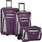 American Tourister Fieldbrook II 3-Piece Nested Luggage Luggage Set NEW фото