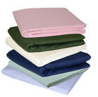Extraordinary Value FITTED BED Sheet, COTTON RICH, UNIQUE COLORS, SIZE - single