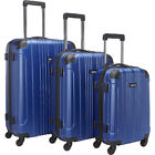 Kenneth Cole Reaction Out of Bounds 3 Piece Hardside Luggage Set NEW фото