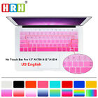 """Keyboard Silicone Skin Cover F New Macbook Pro 13 A1708 (No Touch Bar) 12"""" A1534"""