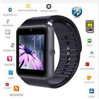 DZ09 Bluetooth Wrist Smart Watch Touch Screen Phone Mate for Android IOS New
