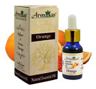 Arvedikas ORANGE OIL 100% NATURAL PURE ESSENTIAL OILS 10 ML TO 500 ML