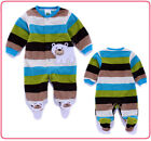 Baby Rompers Cheap Newborn Baby Clothes Spring Girl Boy clothing Outwear Outfit
