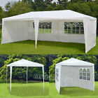 New Party Tent Outdoor PE Garden Gazebo Marquee Canopy Awning Wedding