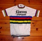 Brand New Team Sanson Campagnolo  world Champion Cycling jersey