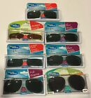 SOLAR SHIELD CLIP-ON SUNGLASSES   SIZE 54 - Asst sizes & colors