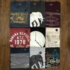Banana Republic Men's Short Sleeve Graphic Tee T-Shirt NEW S M L XL XXL