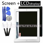 Внешний вид - LCD(display) & Touch Screen Digitizer - Replacement For Apple iPad 4 White