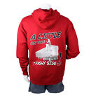 "MAC TRAILER ""A LITTLE ON THE TRASHY SIDE"" HOODIE"
