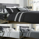 Glitz Diamond Lace Sequenced Panel Duvet/Quilt Covers With Matching Pillowcases
