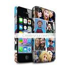 Personalized Phone Case for Apple iPhone Photo/Image/Design 3D Matte Snap Cover