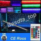 RGB/White/Blue Aquarium Fish Tank LED Light Bar Submersible Waterproof 5050 SMD