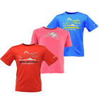 Regatta Starcrest Boys Girls Kids Lightweight Quick Drying Design T-Shirt