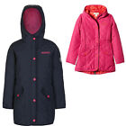 Regatta Tickitiboo Girls Water-Repellent Quilted Padded Jacket