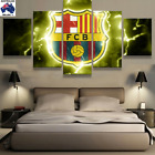 FCB Football Club Modern Canvas Wall Art Picture Landscape (5piece)