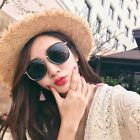 Fashion Retro Vintage Polarized Oversized Women Sunglasses Eyewear Metal Frame